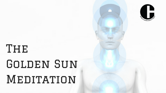 Golden Sun Meditation