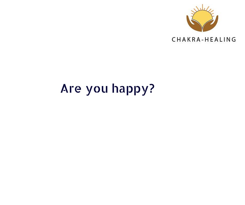 Are you happy? How will you find out ?