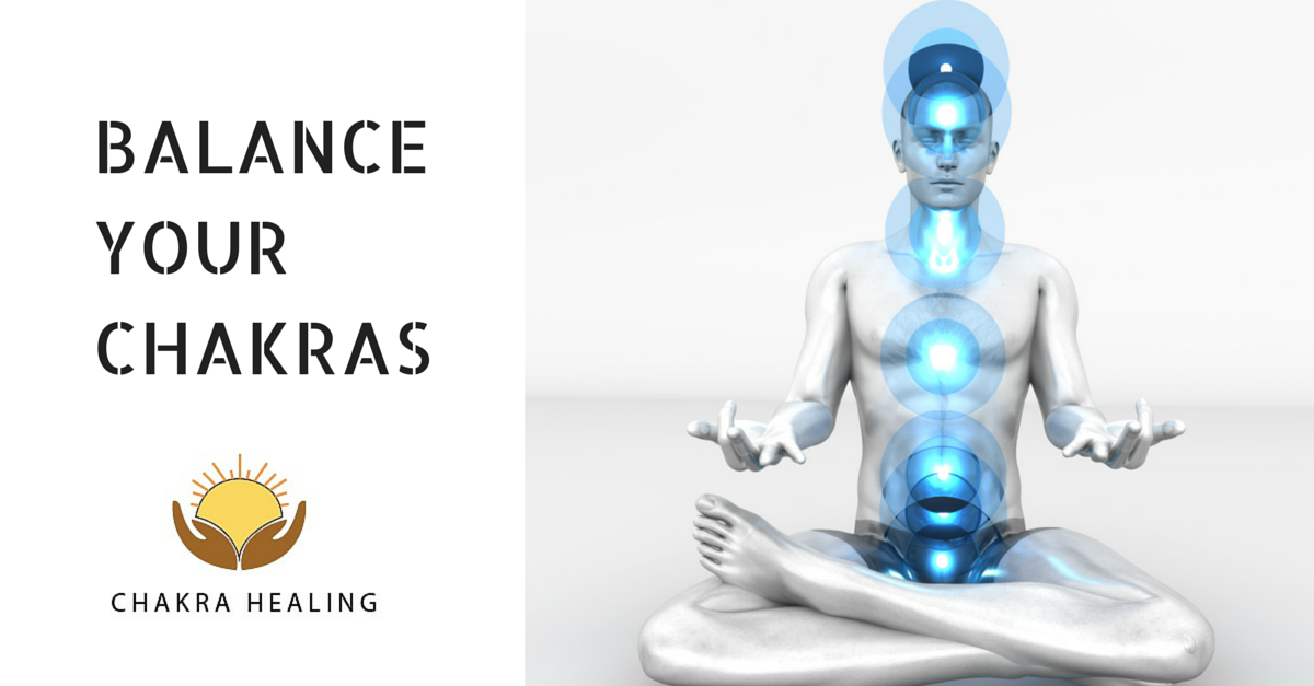 How to balance upper and lower chakras in five minutes