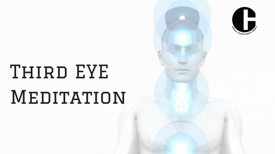 Third eye meditation